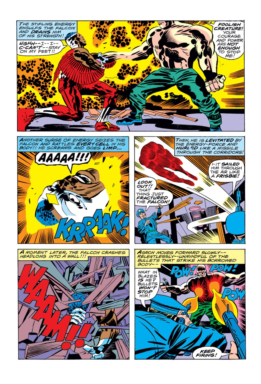 Captain America (1968) Issue #205 #119 - English 4