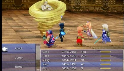 Download Final Fantasy IV