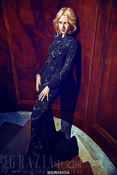 Nicole Kidman photo shoot