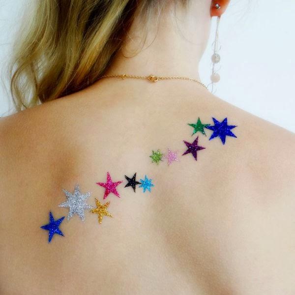 Encre tatouage temporaire Vente Feutre tattoo Uniktattoo - feutre tatouage temporaire