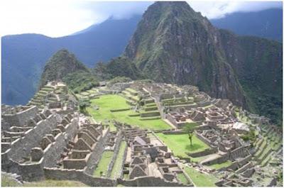 Machu Picchu,cidades do mundo perdido