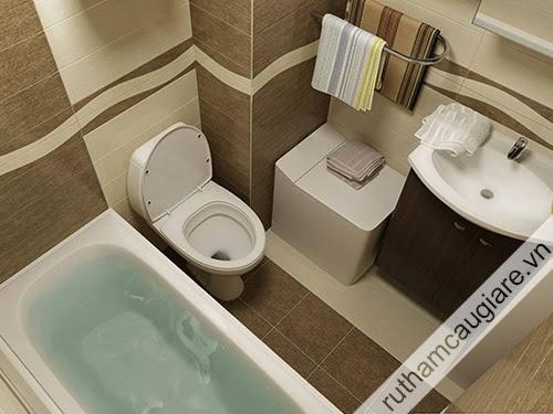 Mẫu nhà vệ sinh đẹp 05