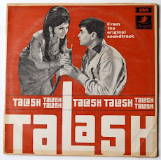 Bollywood Hindi Movie Record Covers