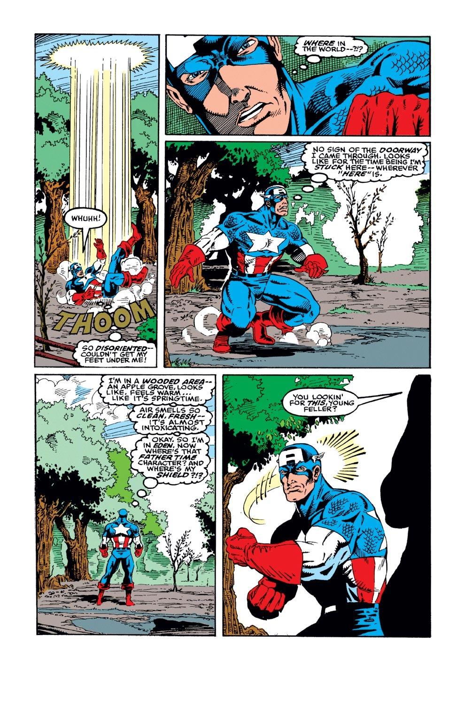 Captain America (1968) Issue #383 #316 - English 5