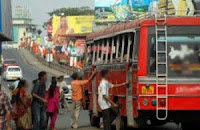 Karunan, Bus, Mufitha, Job, Town, Evening, School, Kvartha, Malayalam News, Malayalam Vartha, Joy Koikkakudy.