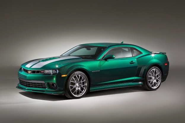 Help Name This Special Edition 2015 Chevrolet Camaro