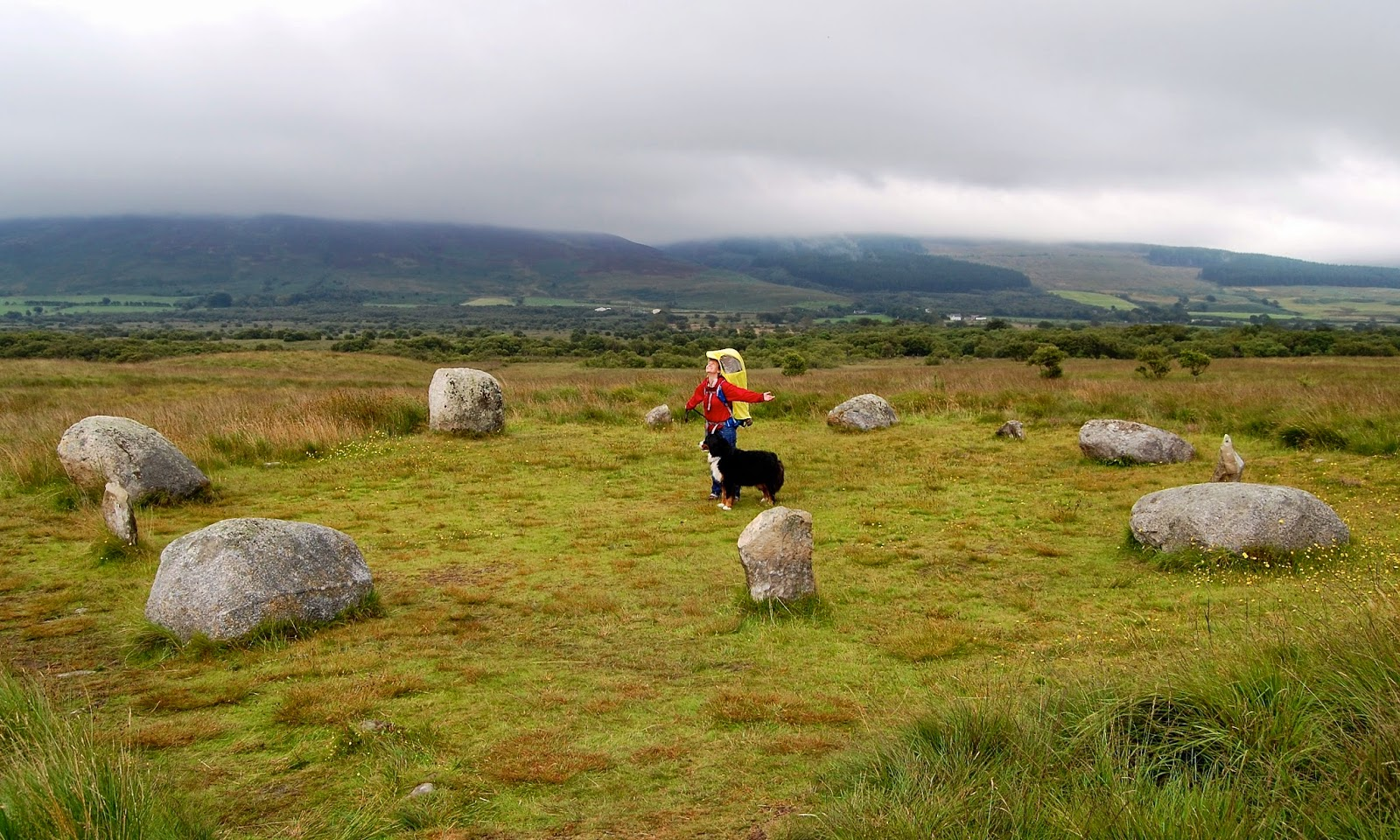Communing with the old gods at Machrie Moor