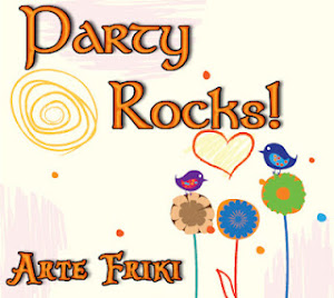 Party Rocks  de Arte Friki