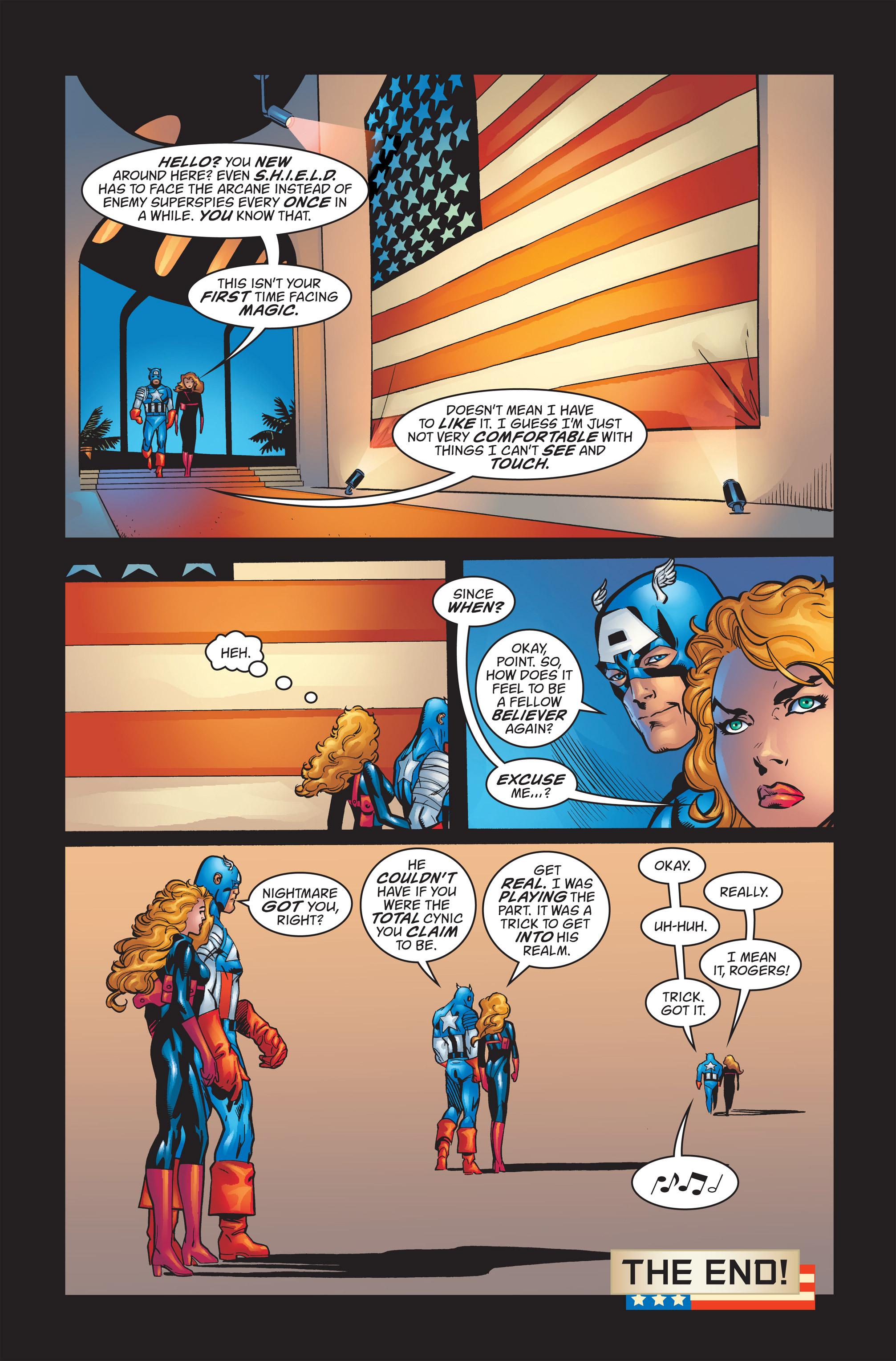 Captain America (1998) Issue #12 #18 - English 30