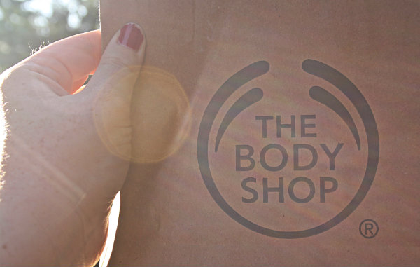 The Body Shop Seaweed Skin Care, fashion and beauty blog, plus size fashion blog