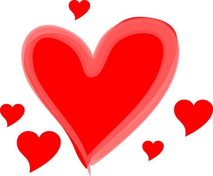 Kumpulan Gambar Animasi Hati Paling Romantis