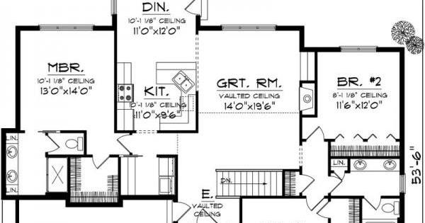 Planos de casas modelos y dise os de casas planos de for Diseno de casa de 56 metros cuadrados