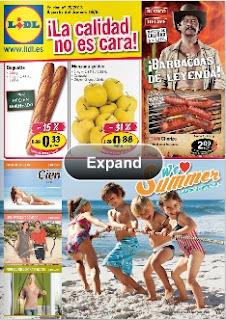 catalogo ofertas lidl 16-5 2013