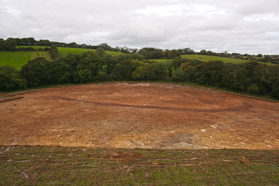 Prehistoric remains unearthed in Cornwall