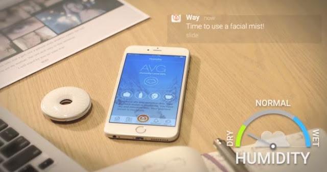 """Way, o """"dermatologista portátil"""" app que 'lê' a pele do usuário!"""