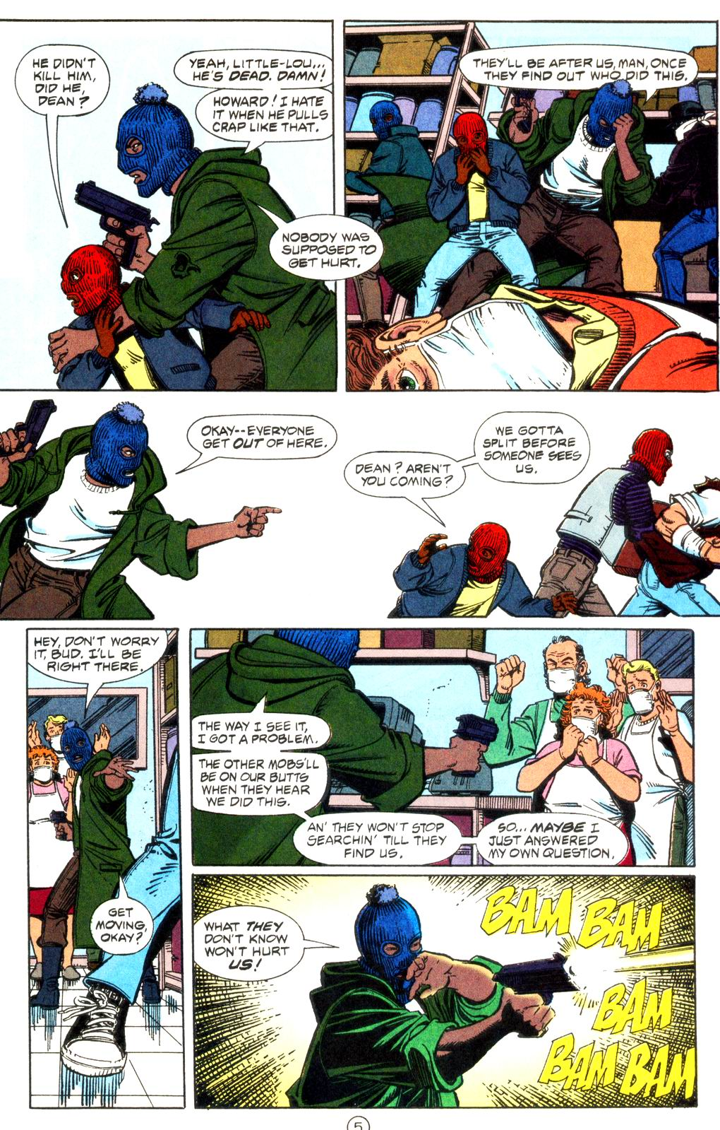Deathstroke (1991) Issue #11 #16 - English 6