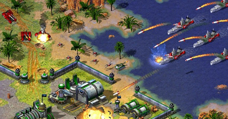 Solusi Game Red Alert 2 Berjalan Lambat Di Windows 8 Graphic Design By Tara Free Download