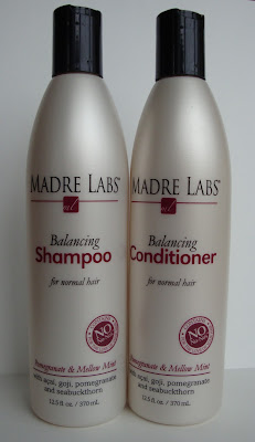Madre Labs Balancing Shampoo & Conditioner