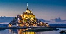 Le Mont Saint-Michel,