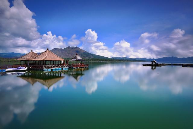 Kedisan Village, Batur, Kintamani, Bali, Indonesia