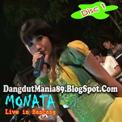 Monata live Bancang CD 1 2013