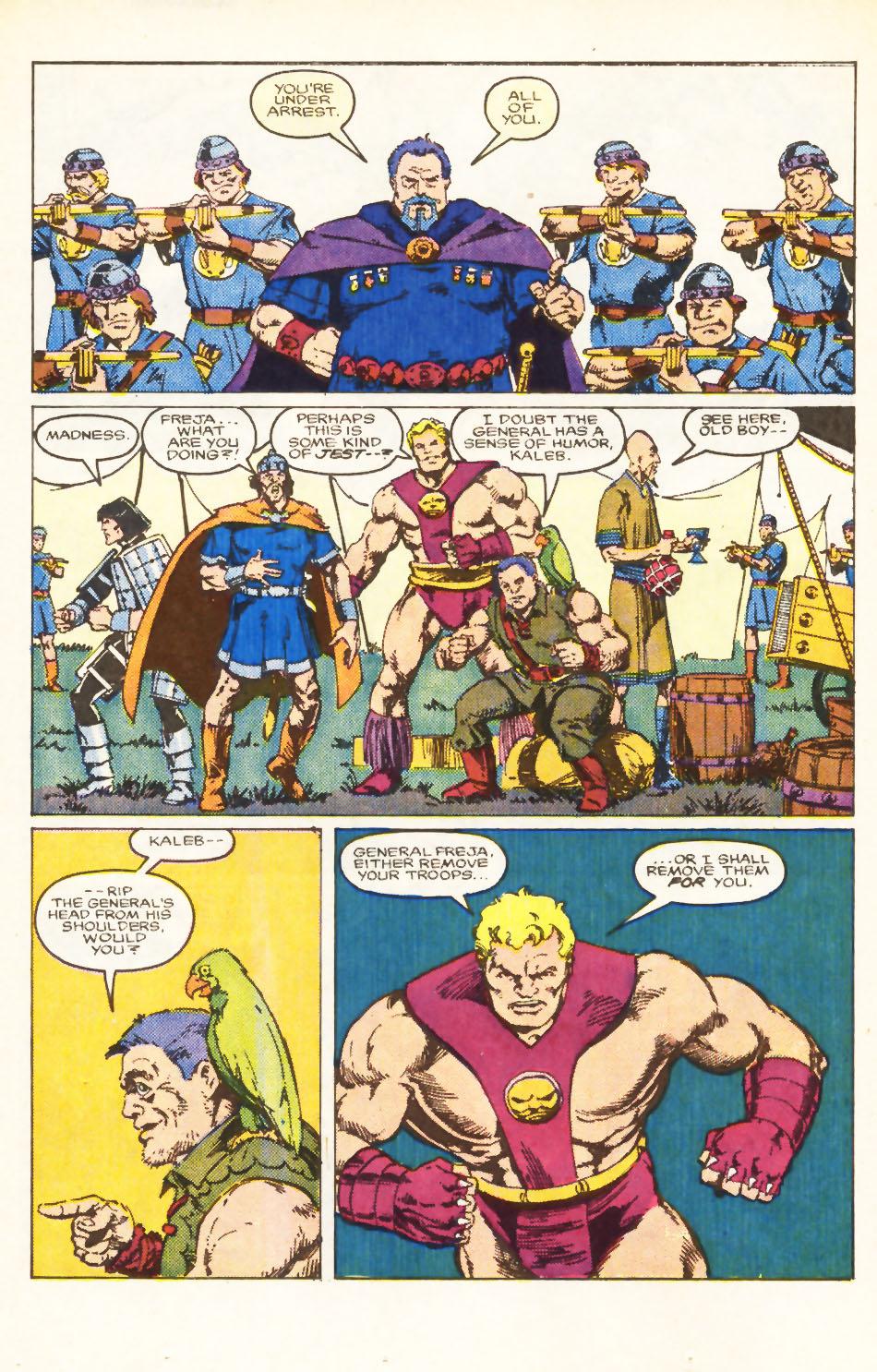 Conan the Barbarian (1970) Issue #198 #210 - English 11