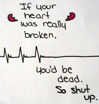 Funny Heartbreak Quotes