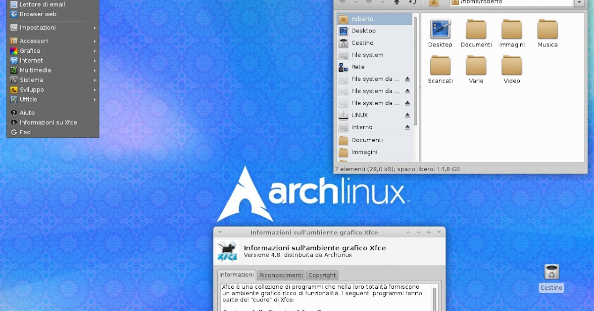 how to download arch linux