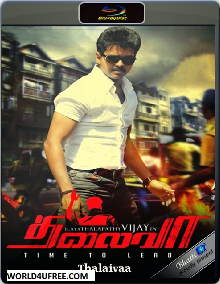Thalaivaa 2013 Unkut BRRip 720p Hindi Dubbed 1GB