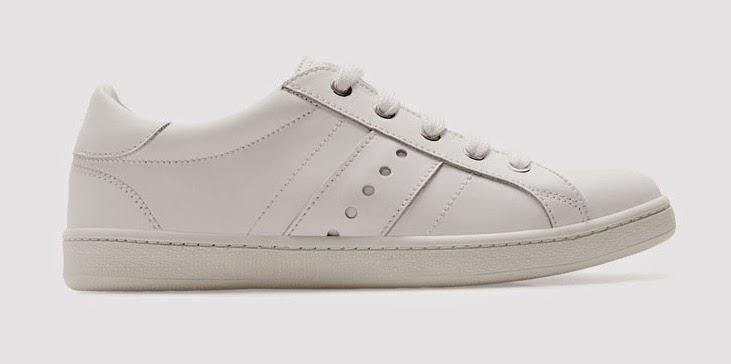 White sneakers_Zara