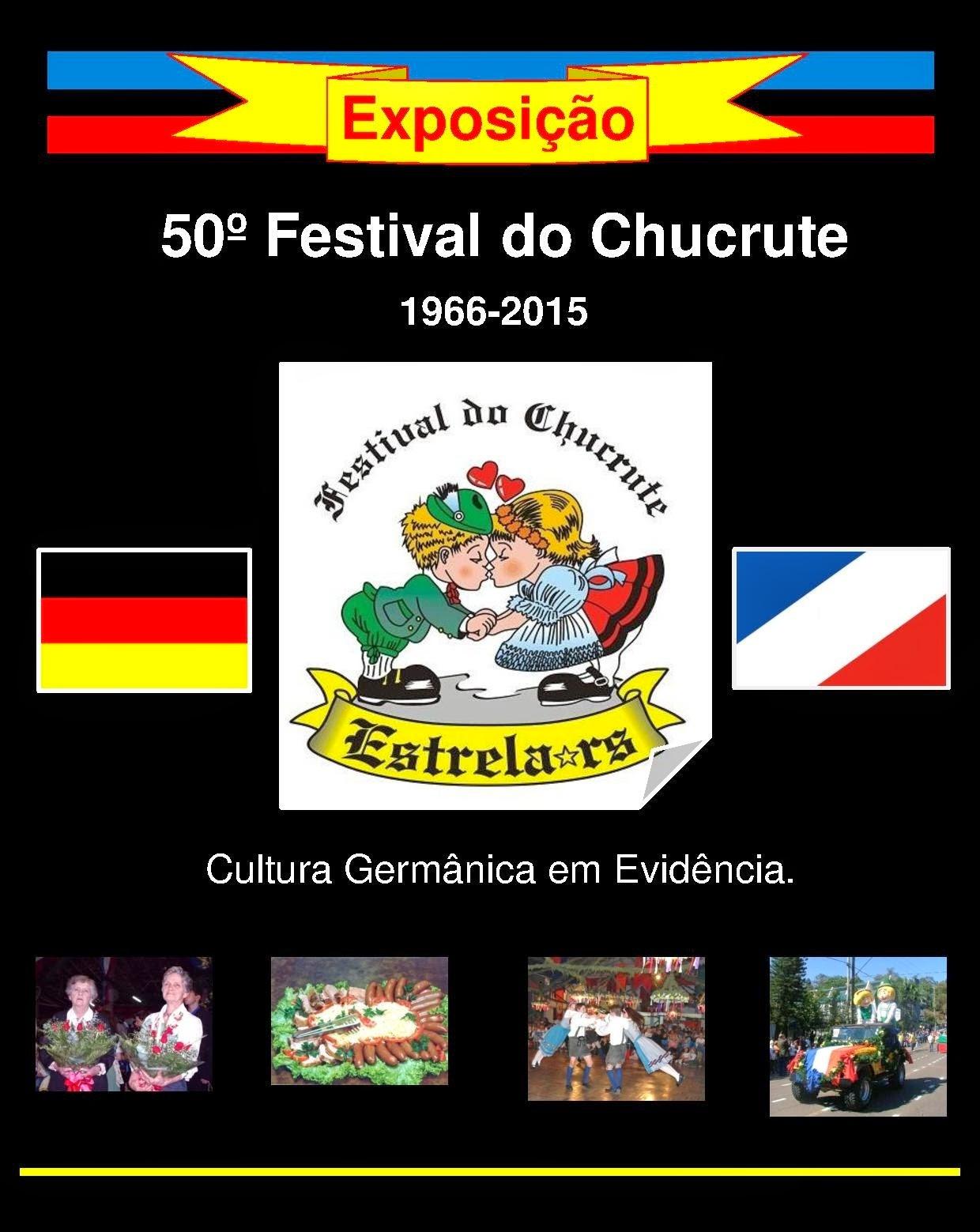 Exposição 50º Festival do Chucrute