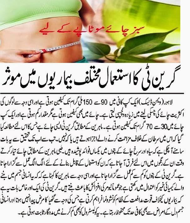 one week weight loss in urdu