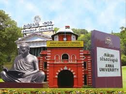 Anna University Time Table Nov Dec 2015