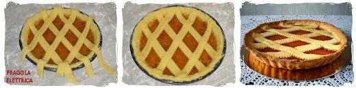 Crostata Friabile di Albicocche