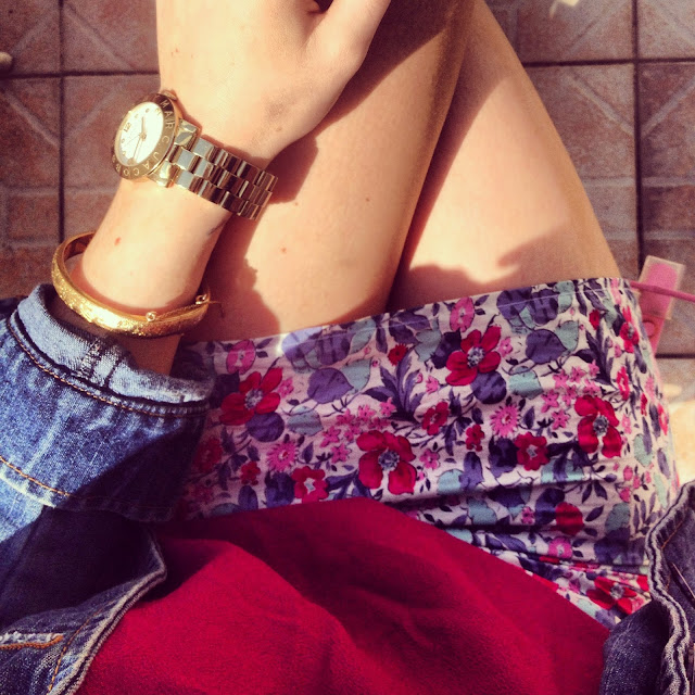 Marc Jacobs, Liberty, Fashion Blogger, Florals, Summer Outfits