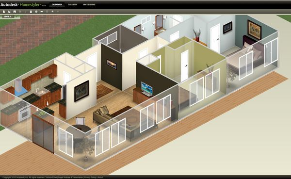 Return to home do it yourself floorplans for Homestyler 3d