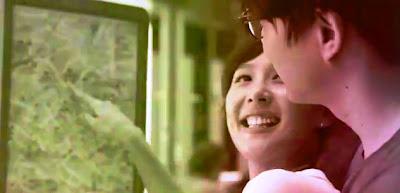 Sung Shi Kyung I Like rainbow prism symbolism