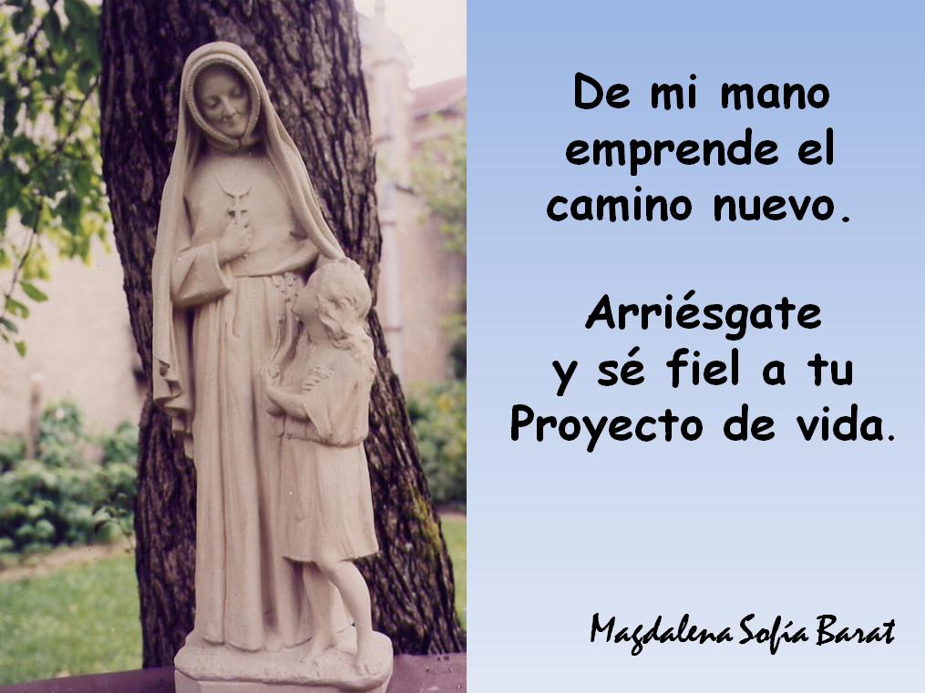25 de mayo: Santa Magdalena Sofía Barat