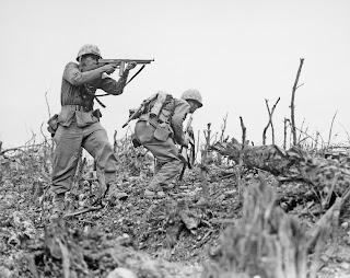 جنود في الحرب العالمية الثانية