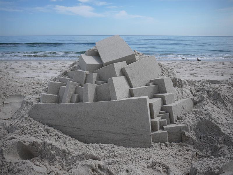 スキル高すぎる人が『砂の城』を作った結果wwwww