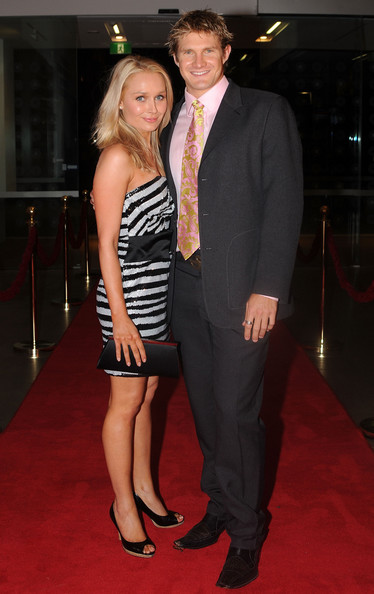 Cricketoria: Shane Watson's wife and Family Background