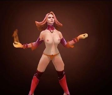 2 cosplay porn Dota
