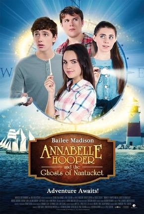 Filme Annabelle Hooper e os Fantasmas de Nantucket 2016 Torrent