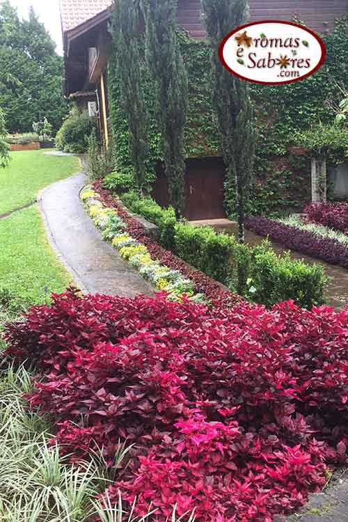 Gramado - Parque de Lavanda Le Jardim
