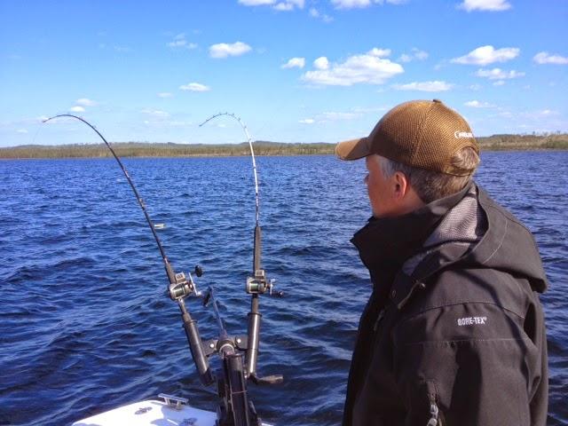 S fishing fiskehelgen har b rjat for Elias v fishing