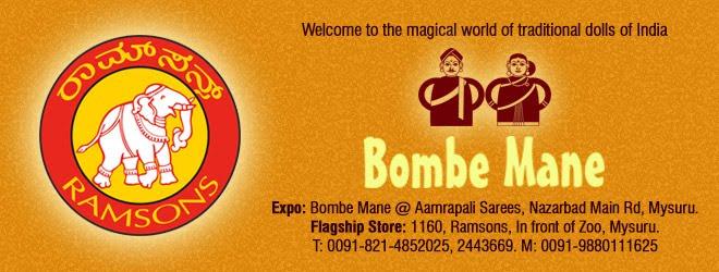 Bombe Mane - Ramsons' House of Dolls