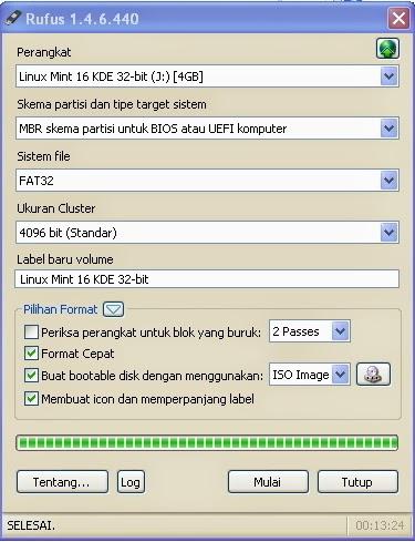 Cara Burning File ISO windows