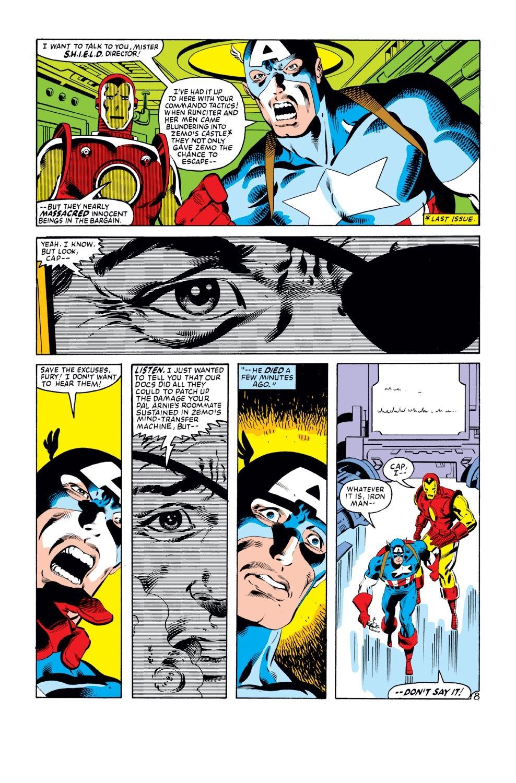 Captain America (1968) Issue #279 #195 - English 9