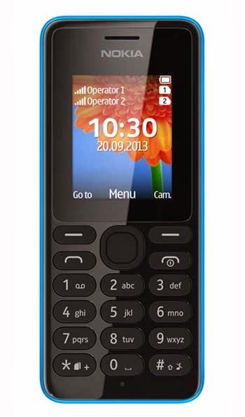 Gambar Nokia 108 Dual