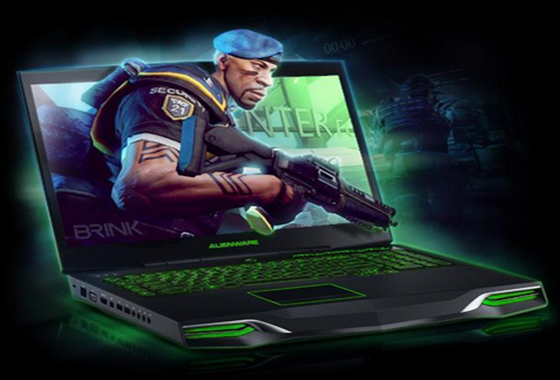 Spesifikasi Laptop Gamers Alienware M18x